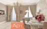 Дизайн проект двухкомнатной квартиры