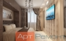 Дизайнерский ремонт однокомнатной квартиры фото 1