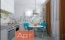 Дизайнерский ремонт однокомнатной квартиры фото 19