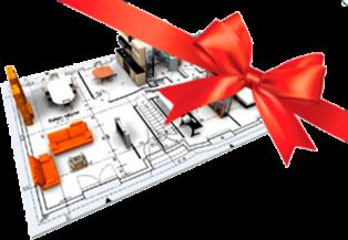 Дизайн-проект бесплатно, при заказе ремонта!